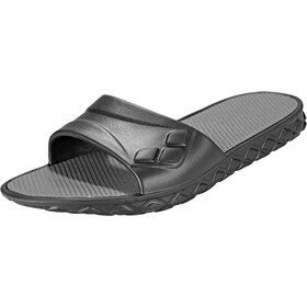 arena Watergrip Pool Sandals Dame black-dark grey